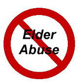 Stop Elder Abuse Graphic