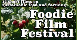 Foodie Film Festival Poster