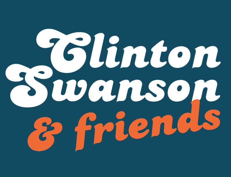 Clinton Swanson poster
